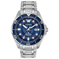 Citizen Titanium 44mm Mother of pearl United States of America, Connecticut, Shelton