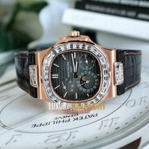 Patek Philippe Nautilus new Rose gold