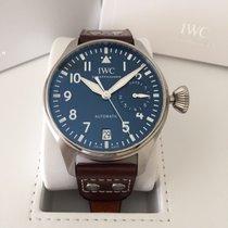 IWC Große Fliegeruhr neu 2019 Automatik Uhr mit Original-Box und Original-Papieren IW501002