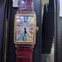 Franck Muller Color Dream Diamond Bezel