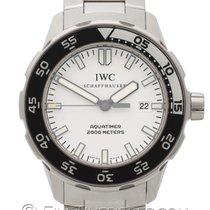 IWC IW356805 Steel 2011 Aquatimer Automatic 2000 44mm pre-owned