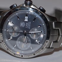 TAG Heuer Link 200M Automatic Chronograph Calibre 16