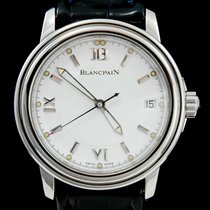 Blancpain Léman Ultra Slim 2100-1127-53A 2013 folosit