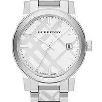 Burberry Quartz new Silver