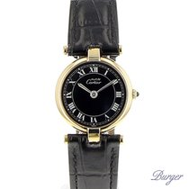 Cartier Must de Paris Ronde Gold Plated