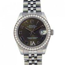 Rolex Datejust Midsize Jubilee Diamonds 178384