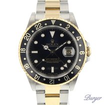 Rolex Gmt-Master II Gold/Steel