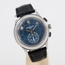 Patek Philippe Annual Calendar Chrono top condition  VAT  box...