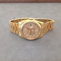 Ρολεξ (Rolex) Day-Date 36 18ct Rose Gold Diamond Dial