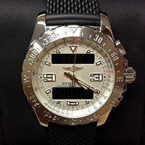 Breitling Airwolf Steel 43.5mm White Arabic numerals United Kingdom, Wilmslow