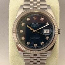 Rolex Datejust Blue Diamond Dial 126334