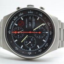 Orfina Porsche Design Chronograph 3H Military Lemania 7177