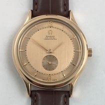 Omega Museum Pозовое золото 36mm Бронзовый