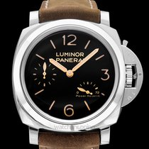 Panerai PAM00423 Steel Luminor 1950 3 Days Power Reserve 47mm new United States of America, California, San Mateo