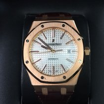 Audemars Piguet Royal Oak Rose Gold Selfwinding