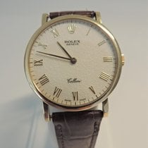 Rolex Cellini Yellow gold 32mm Roman numerals United States of America, Florida, Fort Lauderdale