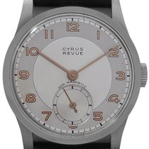 Cyrus Steel 33mm new