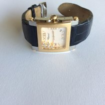 Chopard Happy Sport Goud/Staal 450mm Wit Romeins