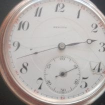 Zenith Silver Manual winding 52mm pre-owned