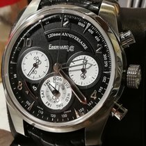 Eberhard & Co. Steel 42mm Automatic pre-owned