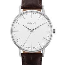 Gant Steel 42mm Quartz GT081001 new