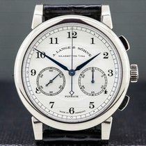 A. Lange & Söhne 1815 pre-owned 39.5mm White gold