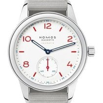 NOMOS Club Neomatik Steel 37mm