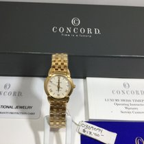 Concord Impresario Yellow gold 31mm Champagne Roman numerals United States of America, Georgia, Dunwoody
