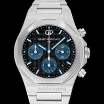 Girard Perregaux Steel 42.00mm Automatic 81020-11-631-11A new United States of America, California, San Mateo