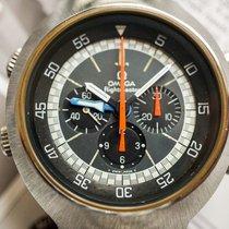 Omega Flightmaster Steel 43,3mm No numerals
