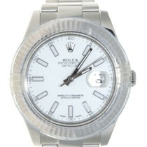Rolex Datejust II pre-owned 41mm Steel