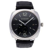 Panerai Radiomir 10 Days GMT Steel 47mm Black Arabic numerals United States of America, Pennsylvania, Bala Cynwyd