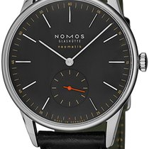 NOMOS Orion Neomatik new Automatic Watch with original box and original papers NOMOS343