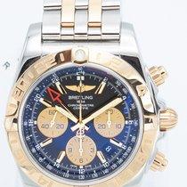 Breitling Chronomat 44 GMT Gold/Steel 44mm Black No numerals United States of America, Georgia, ATLANTA