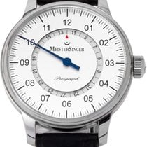 Meistersinger Steel 42mm Automatic AM1001 pre-owned