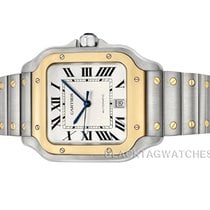 Cartier Santos (submodel) new 2019 Automatic Watch with original box and original papers w2sa0006