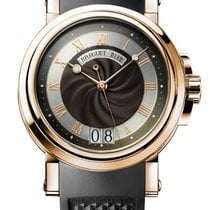 Breguet new Automatic 39mm Rose gold Sapphire crystal