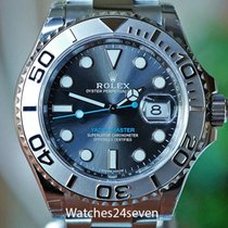 Rolex Yacht-Master 40 new Automatic Watch with original box and original papers