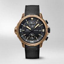 IWC IW379503 Bronze 2019 Aquatimer Chronograph 44mm new