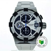 Concord Steel 45.5mm Automatic C1 pre-owned