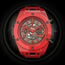 Hublot Big Bang Unico new 2019 Automatic Chronograph Watch with original box and original papers 411.CF.8513.RX