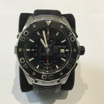 TAG Heuer Aquaracer 500M nouveau 2012 Remontage automatique Chronographe Montre avec coffret d'origine et papiers d'origine EPP3644