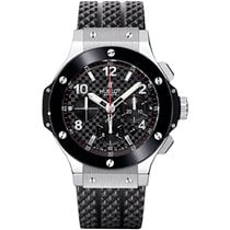 Hublot Big Bang 44 mm Steel 44mm Black Arabic numerals United States of America, New Jersey, Oakhurst