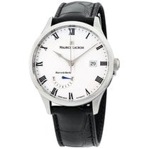 Maurice Lacroix Masterpiece Réserve de Marche Steel 40mm White Roman numerals United States of America, New Jersey, Somerset