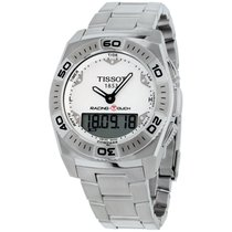 Tissot Racing-Touch Steel 43mm White