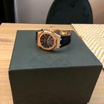 Audemars Piguet Royal Oak Chronograph nouveau 2013 Remontage automatique Chronographe Montre avec coffret d'origine et papiers d'origine 26320OR.OO.D002CR.01
