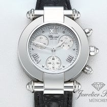 Chopard Imperiale Steel 32mm White Roman numerals