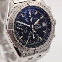 Breitling Chronomat Steel 39mm Blue