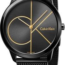 ck Calvin Klein Steel K3M214X1 new