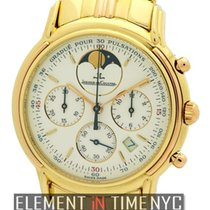 Jaeger-LeCoultre Odysseus Yellow gold 34mm White United States of America, New York, New York